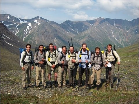 Andrew Skurka's Guided Alaska Adventure 2013