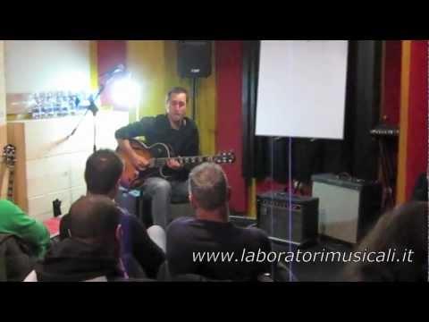 Jonathan Kreisberg @Laboratorimusicali Lecce JazzMasterclass