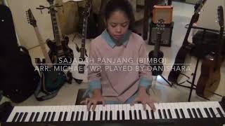 Sajadah Panjang - Bimbo Piano Cover