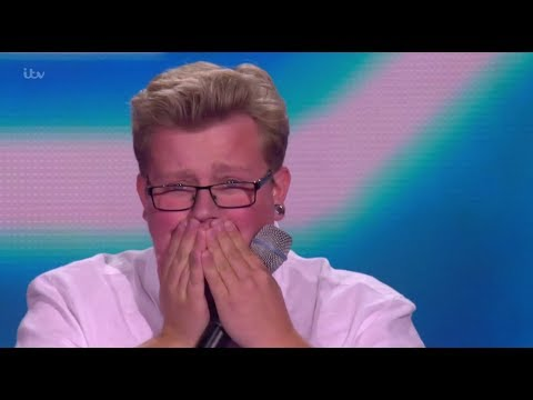 Jack Mason: He Sings One Of The Hardest Songs For A Seat! The X Factor UK 2017