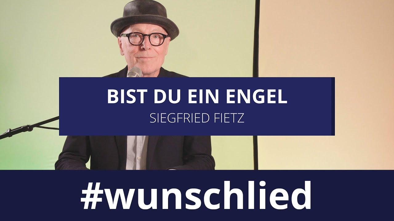 Siegfried Fietz singt 'Bist du ein Engel' #wunschlied