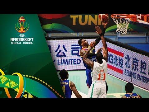 Cote D'Ivoire v DR Congo - Highlights - FIBA AfroBasket 2017