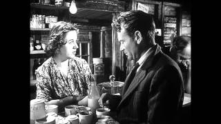 The Long Memory (1953) - Davidson vists the local caff