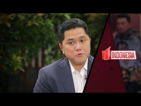 Satu Indonesia - Erick Thohir