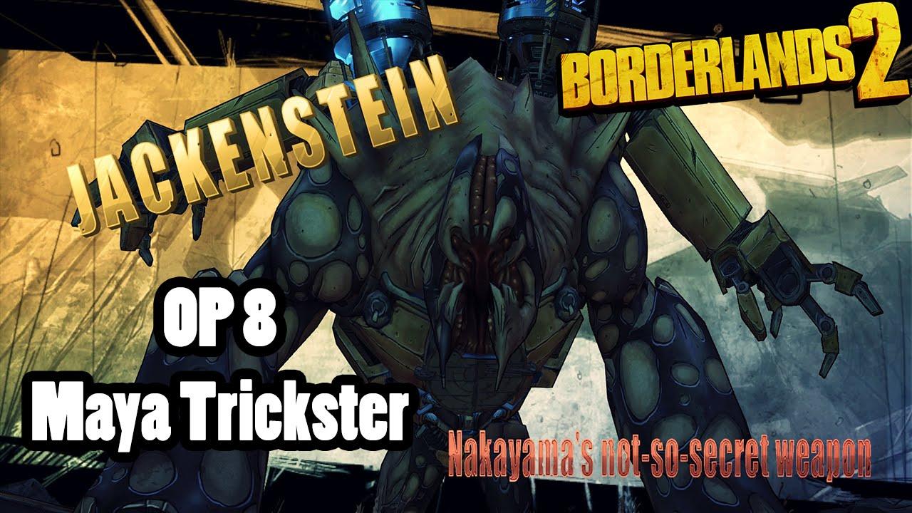 Borderlands 2 jackenstein op8