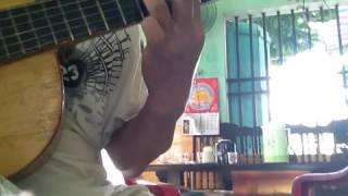 Bài Thánh ca buồn - guitar solo