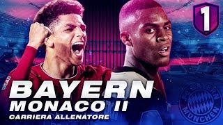 LA MIA NUOVA CARRIERA ESTREMA CON TALENTI PAZZESCHI! CARRIERA ALLENATORE BAYERN MONACO 2 EP1 FIFA 20