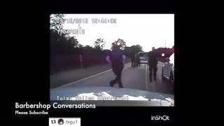 Tulsa PD Betty Shelby MURDERS Terence Crutcher w/ HIS HANDS UP