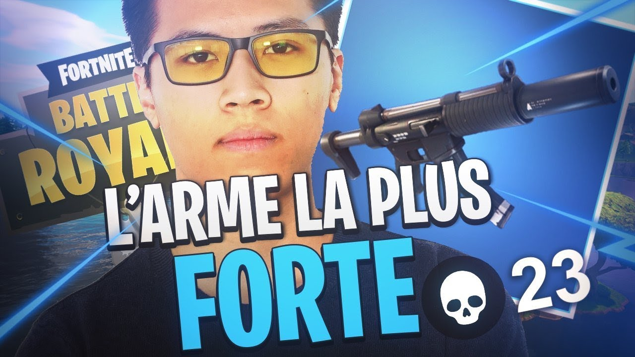 Larme La Plus Forte Du Jeu Kinstaar Fortnite Gameplay