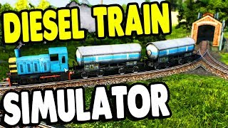 CLASSIC Old Diesel TRAINS UNLOCKED | Mashinky Gameplay