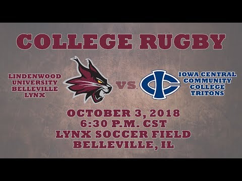 College Rugby: Lindenwood University Belleville Lynx vs. Iowa Central Community College Tritons