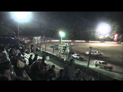4 Cylinder racing at River City Speedway #5 7/7/12 (Main) View A