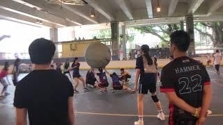 Publication Date: 2019-04-14 | Video Title: 第三屆港青京士柏健球盃(中學女子組)01 - 嶺南中學 VS