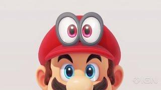 Jeez! Nintendo Reveals Epically Cool Super Mario Odyssey For The Nintendo Switch Official Trailer