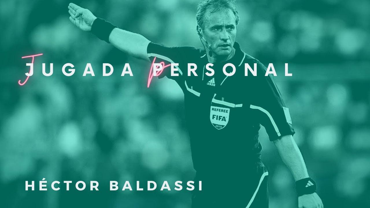 Jugada personal  con Héctor Baldassi