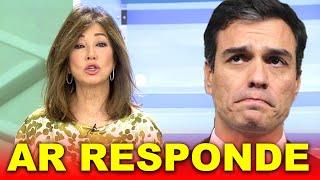 Ana Rosa AZOTA a Pedro Sánchez