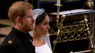 The National Anthem of The United Kingdom during the Royal Wedding ...