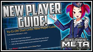 New Player Guide: Best First Deck! How to Start Yu-Gi-Oh Duel Links! Top Mistakes/What to Avoid! screenshot 4