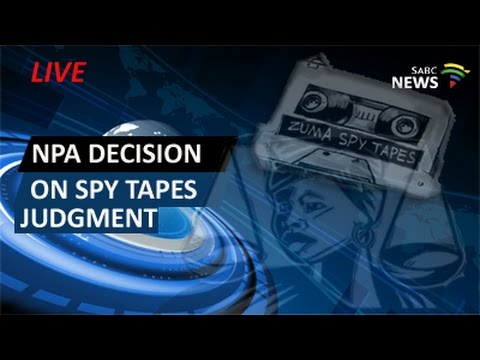 NPA announce decision on spy tapes judgment