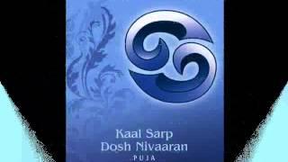 Kaal Sarp Dosh Nivaran Mantras - Panchaang Puja