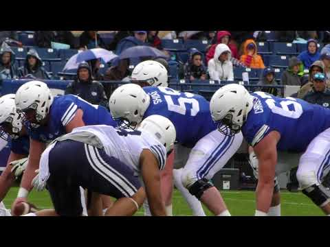 2018 BYU football: Highlights from the Cougars' spring scrimmage