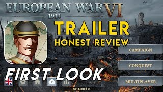 EW6: 1914 Trailer Review! Honest Opinion!