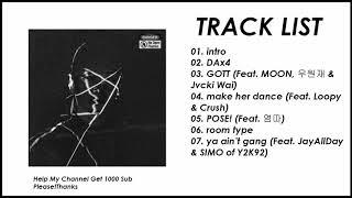 Gambar cover [FULL ALBUM] 사이먼 도미닉 (Simon Dominic) - 화기엄금 (No Open Flames)
