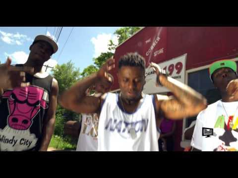 "MB Feat. Ziggy & BowlLane Slick ""DAT WORK"" Music Video On Buck Tv"