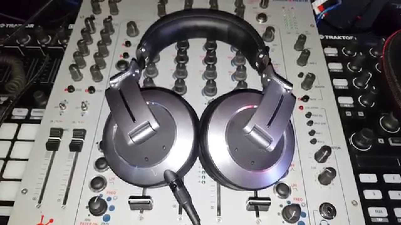 Pioneer HDJ- 2000 MK II Headphone Review - YouTube