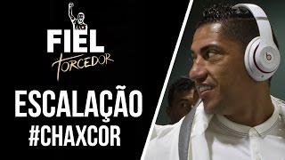 Escalação - Chapecoense x Corinthians