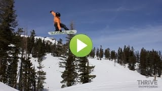 How To Snowboard: Pop - Sweep the Legs