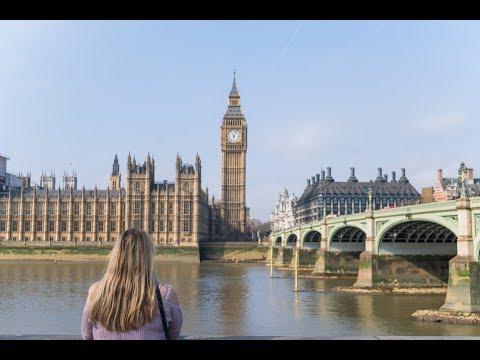 BUNAC Intern in Britain