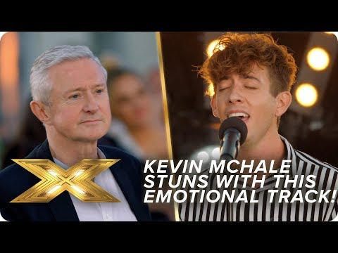 Get the tissues!  Kevin McHale stuns with this emotional Camilla Cabello track | X Factor: Celebrity