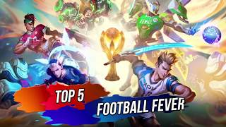 top-5-football-fever