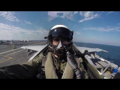 "VFA-27's ""Maces Live!"" Cruise Video Teaser"