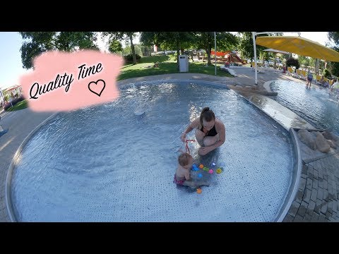 Family Vlog | What´s In My Bag | Freibad