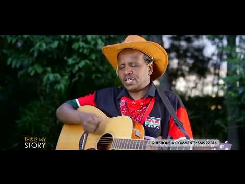 Reuben Kigame - This is My Story PART 2 (Courtesy of Family Media, Kenya)