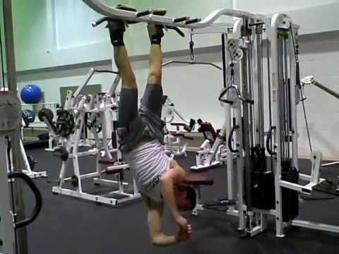 Inversion Ab Crunches And Twist (fitnesscarolina.com)