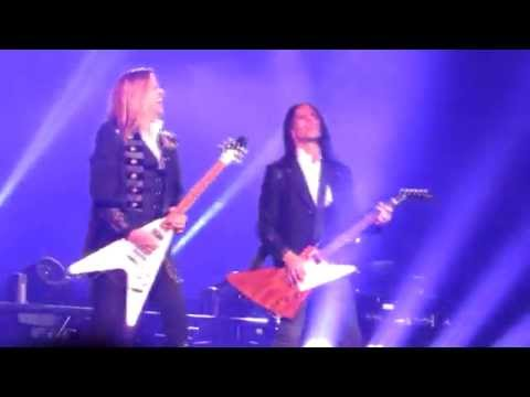 Trans Siberian Orchestra - TSO - Tampa, FL  - 12-13-2014 - 3 PM - 06 - Boughs of Holly -Multi Cam