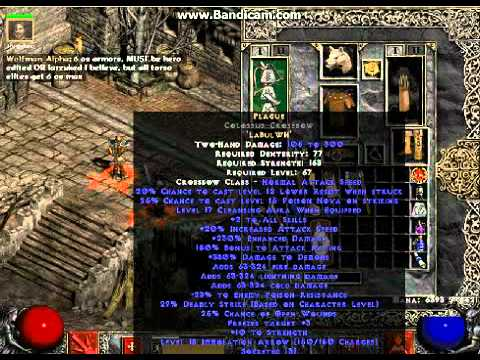 Diablo 2 Patch Notes 1 08 Chevy - bertylzoom
