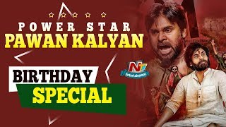 Power Star Pawan Kalyan Birthday Special Video | #HBDJanasenaniPawanKalyan | NTV Ent