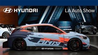 2019 LA Auto Show Livestream | Hyundai
