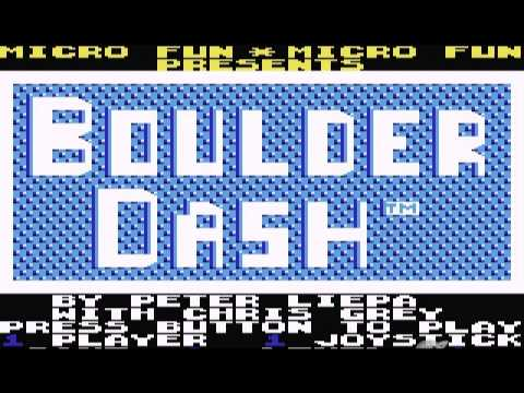 Boulder Dash Funky Remix Music (Commodore 64)