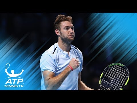 Jack Sock: Best ATP Doubles Shots & Rallies