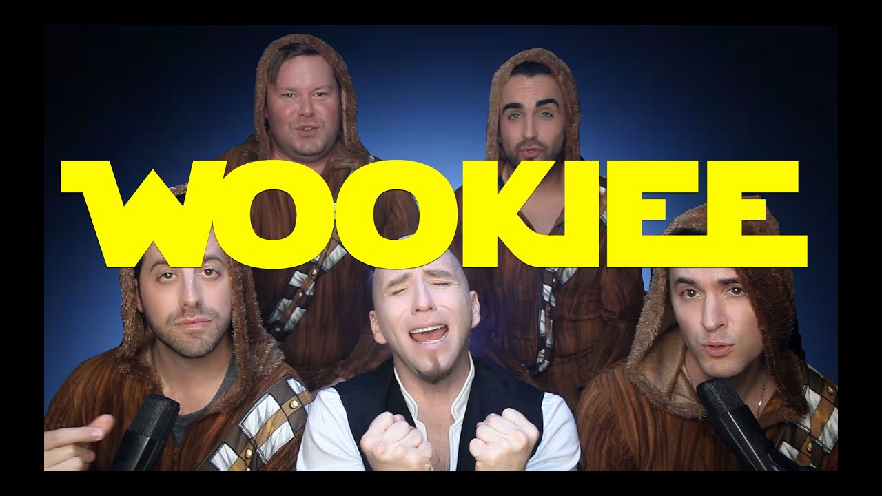 wookiee for christmas star wars voiceplay cover youtube - What Do You Get A Wookie For Christmas