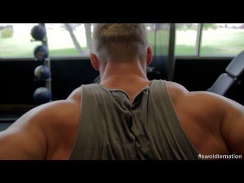 Swoldier Nation - Trainer Edition - High Volume Back Day