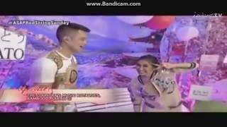 Sarah & Bamboo before prod