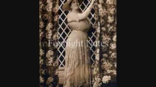 Florrie Forde sings