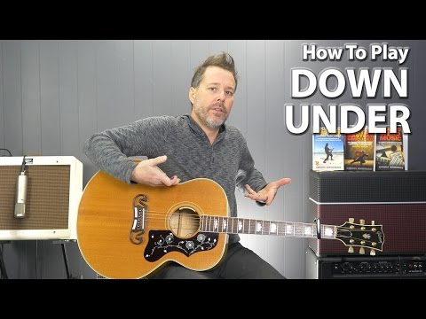 how-to-play-down-under-by-men-at-work---guitar-lesson