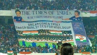 India vs Bangladesh - FIFA World Cup Qualifier - East Bengal Ultras | Bangal Brigade TV